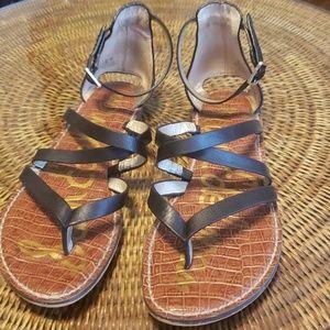 9b727b87fd37f3 Gorgeous Sam Edelman Leather Sandals sz 9